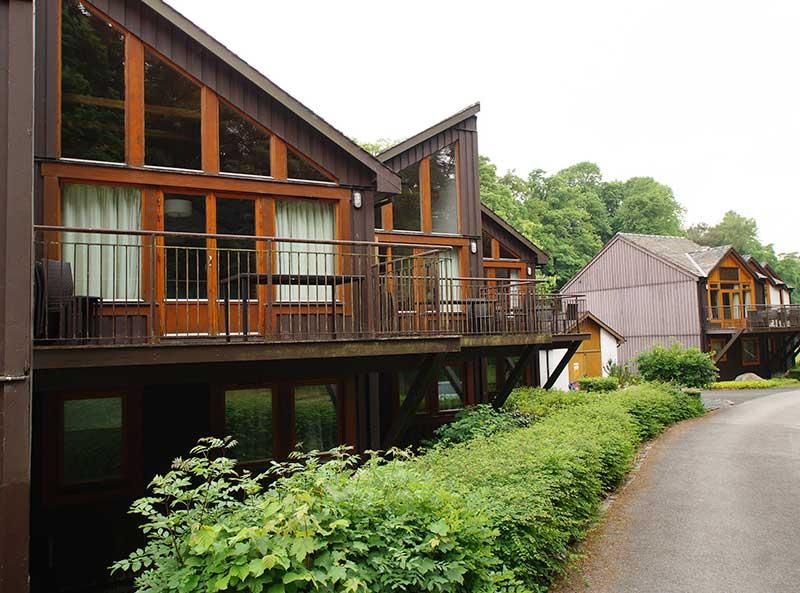 Keswick Bridge Lodges