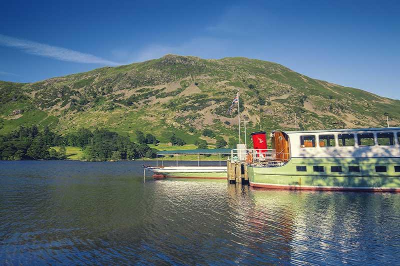 Ullswater Steamer Boats